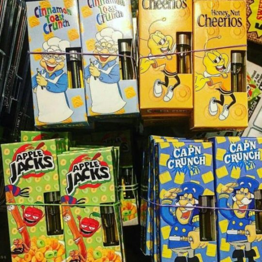 Cereal Carts Online