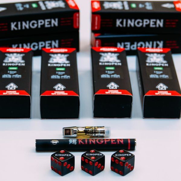 Buy 710 kingpen cartridges