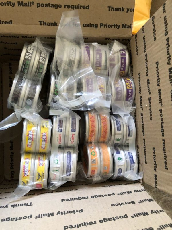 Cans Bulk Order (50 Cans)