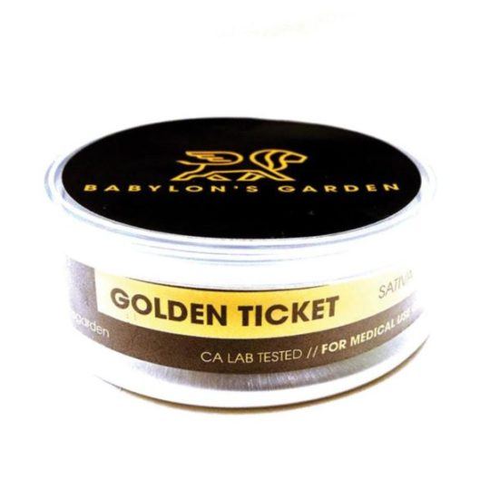 Golden Ticket (Min. Order: 10)